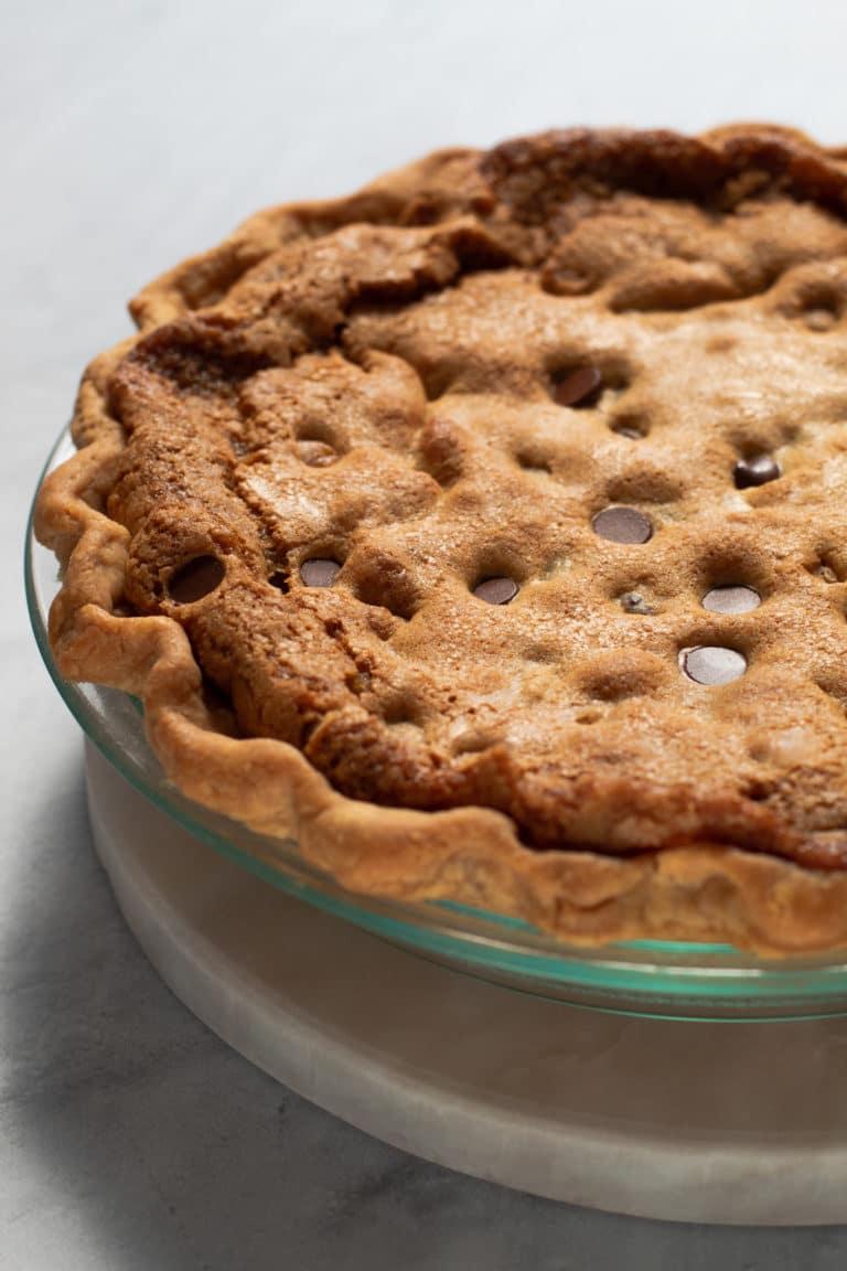 Tollhouse Chocolate Chip Cookie Pie