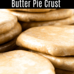 Butter pie crust pin.