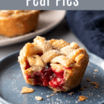 Cranberry Pear Pies