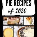 Top recipes of 2020.