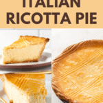 Sweet Ricotta Pie