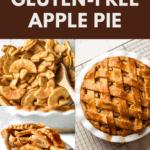 Gluten free apple pie.