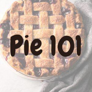 Pie 101
